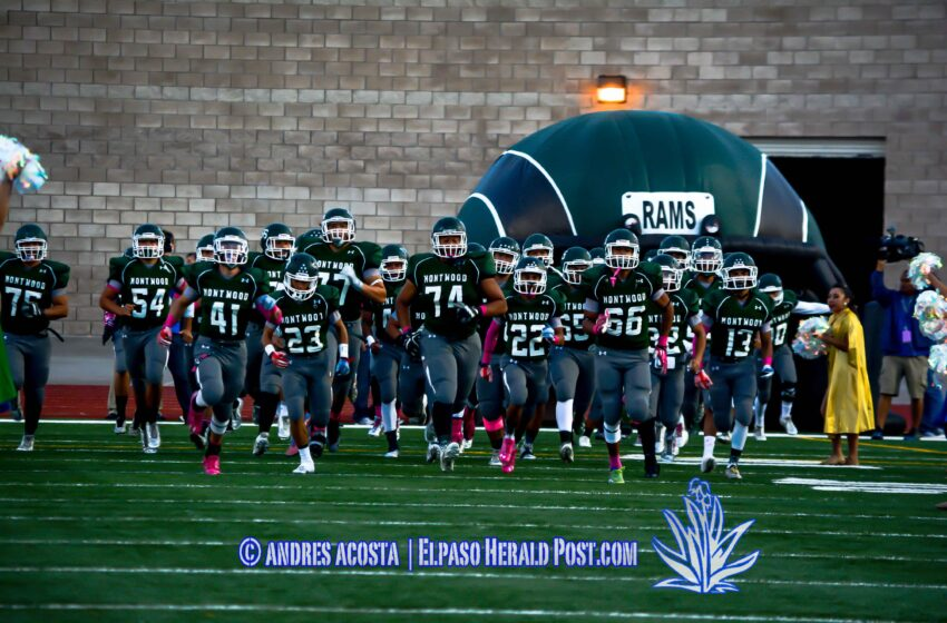 Story in Six Pics: Montwood blanks Coronado 26-0