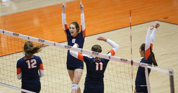 Miners Sweep Middle Tennessee On Senior Day