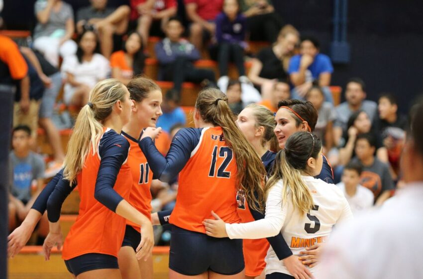 UTEP Volleyball Falls in Final Match Of I-10 Challenge