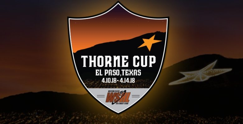 Rhinos to Host 2018 Thorne Cup Championship in April