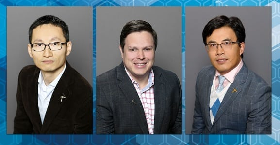Three Professors Compete for Technology Startup Funds