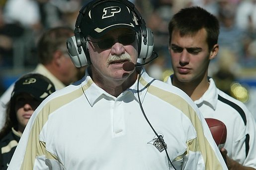 Purdue's Joe Tiller to be honored as Legend of the Sun Bowl