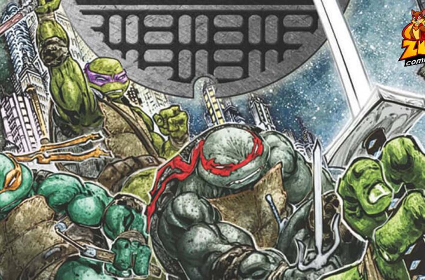 TNTM: Teenage Mutant Ninja Turtle (TMNT) Universe