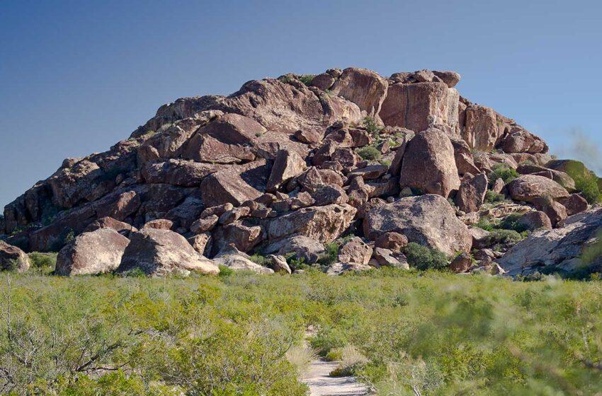 Hueco Tanks State Park Releases May Schedule of Events