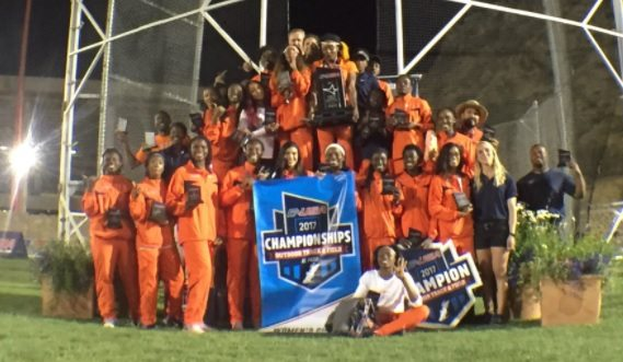 Gallery+Story: CHAMPS! UTEP Women Track and Field Captures First C-USA Outdoor Title