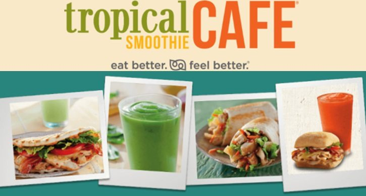 Locally Owned Tropical Smoothie Cafe set to Open 2nd Location at Fountains at Farah