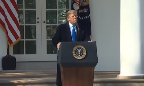Video+Info: Trump declares national emergency to build border wall