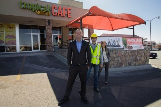 Tropical Smoothie Cafe Opens Third El Paso Location Friday