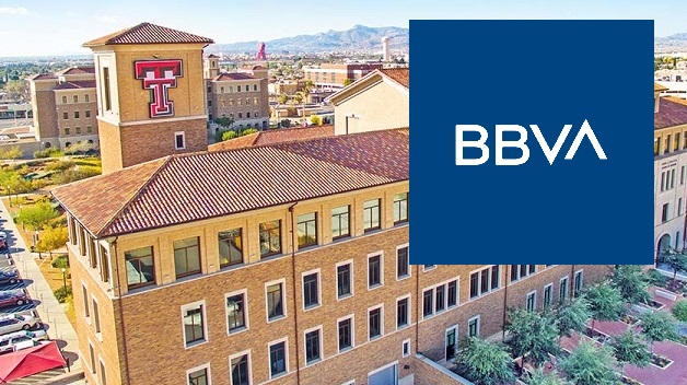 BBVA donates $2,500 to TTUHSC El Paso Student Frontline Emergency Fund