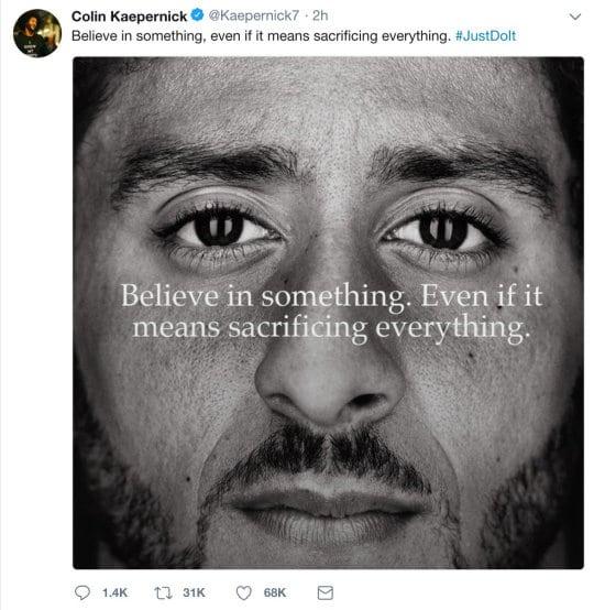 Op-Ed: Thank you Nike.