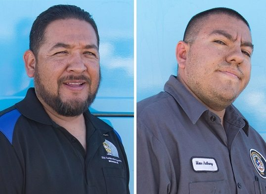 Socorro ISD Transportation Employees Keep Winning Tradition Alive, Head to State Competition