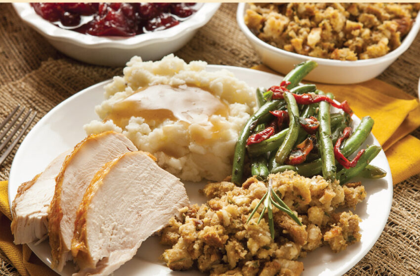Thanksgiving Meal Report: Price decreases for second year