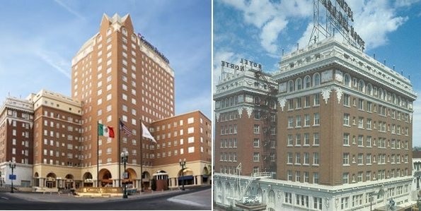Local Developers Plan Long-Awaited Rebirth of Hotel Paso del Norte in Downtown