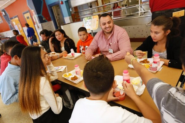 New Lunch Program at EPISD Seeks to Help Students Feel Included