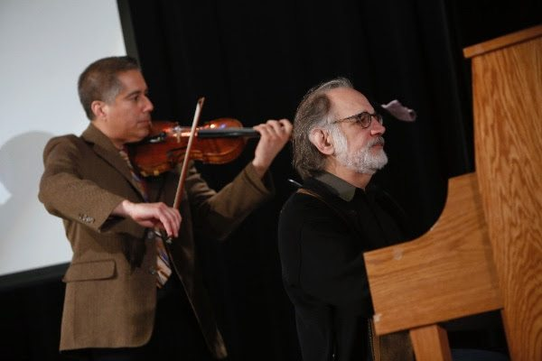 Chapin Students get Lesson from World-Renowned Musicologist Joseph Horowitz