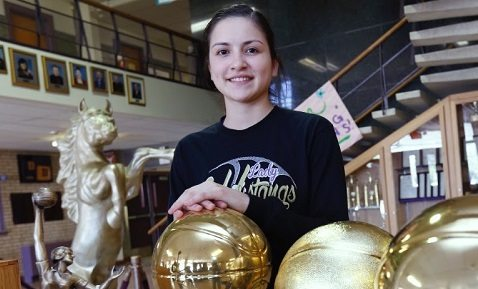 Burges Basketball Player wins Online 3-Point Vote; Will Compete at NCAA Final Four