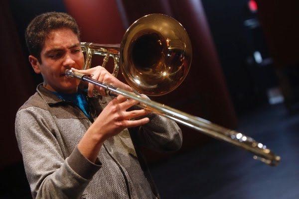 Video+Story: Coronado Trombonist headed to Carnegie Hall
