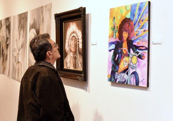 Fine Arts showcases El Paso ISD Employee Talent