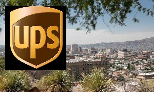 UPS Investing $41 Million in El Paso Region