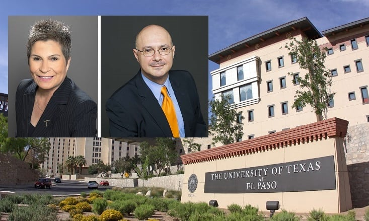 UT Board of Regents Honor Outstanding UTEP Faculty Members