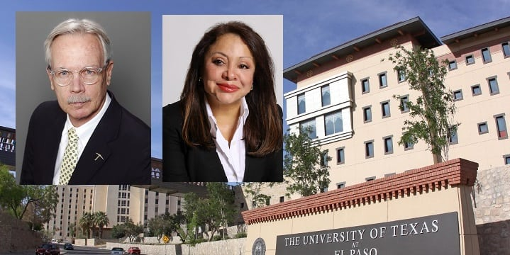 UTEP Names Two Faculty Fellows to Center for Civic Engagement