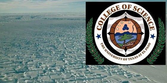 UTEP Geological Sciences Team Joins US-UK Effort to Study Receding Antarctic Glacier