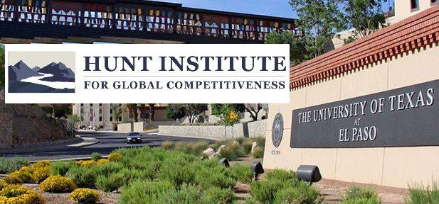 UTEP's Hunt Institute Releases Landmark Energy Report