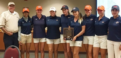 UTEP Women's Golf Captures Second Team Title At NM State Aggie Invite