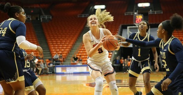 UTEP Headed to C-USA Tourney After Wire-to-Wire 86-70 Win Over FIU