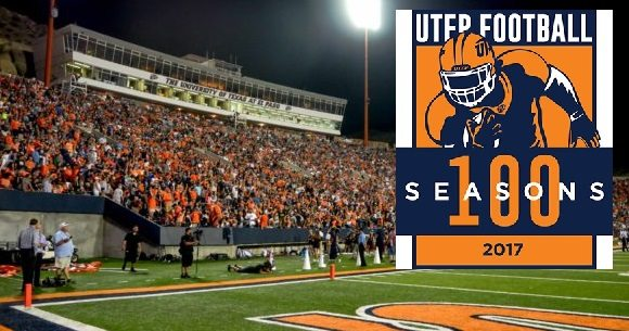 UTEP to Celebrate 100th Football Season in 2017