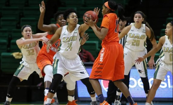 UTEP Upended At UAB 74-61