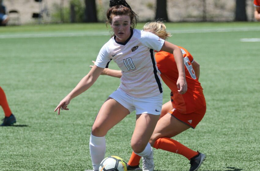 HP Sports In-Depth: UTEP Soccer Preps For Marshall Thursday, NM State Sunday