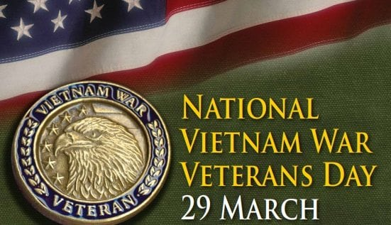 Fort Bliss National Cemetery to Honor Vietnam Veterans Friday