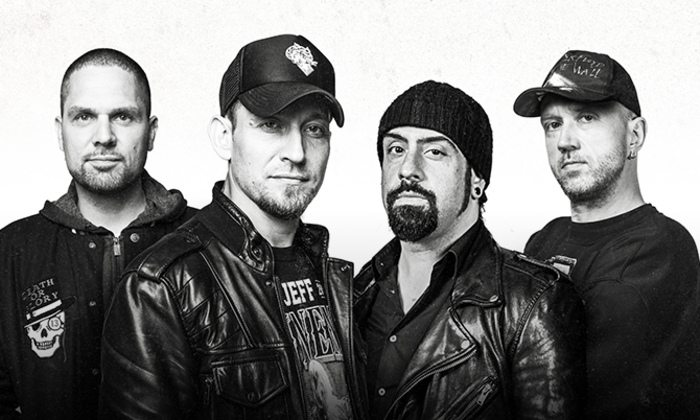 European Rockers Volbeat to play the Chavez Theatre