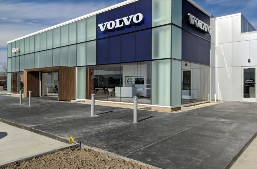 Video+Story: New Volvo Dealership Breaks Ground in Northwest El Paso