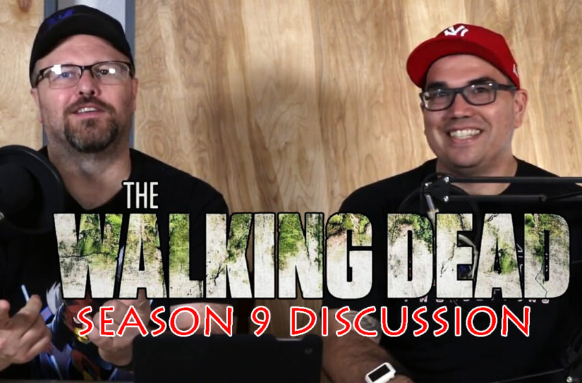 Video: Walking Dead Season 9 discussion