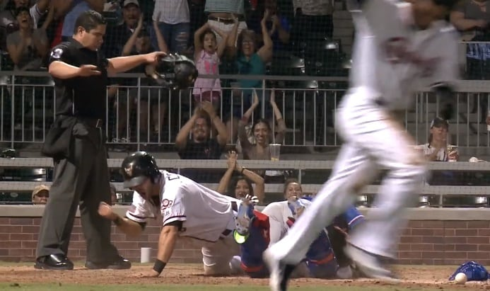 Video+Story: Series Sweep! Chihuahuas Rally to Beat Round Rock 7-6