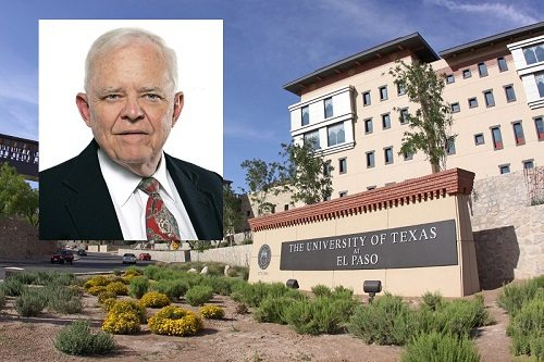 UTEP Engineering Professor Recognized for Dedication to Water Industry