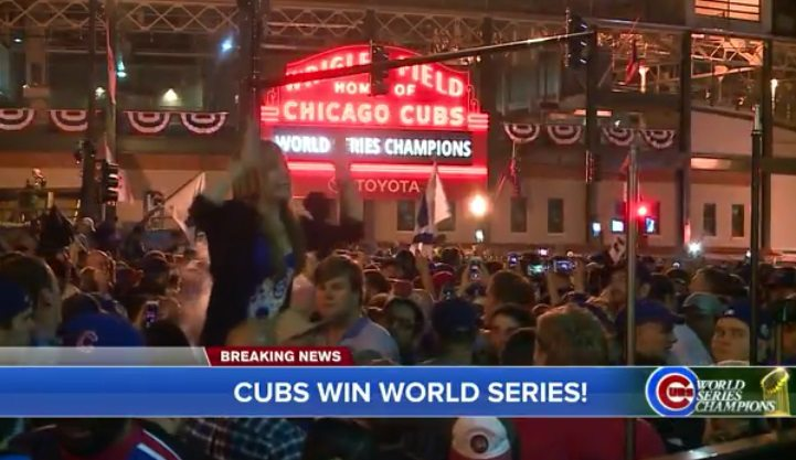 Daniel L. Ornelas: Thoughts on the Cubs, Flying the Ultimate W, the Curse and the Song