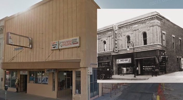 Group to Re-Open Old Wigwam Theatre as a Museum