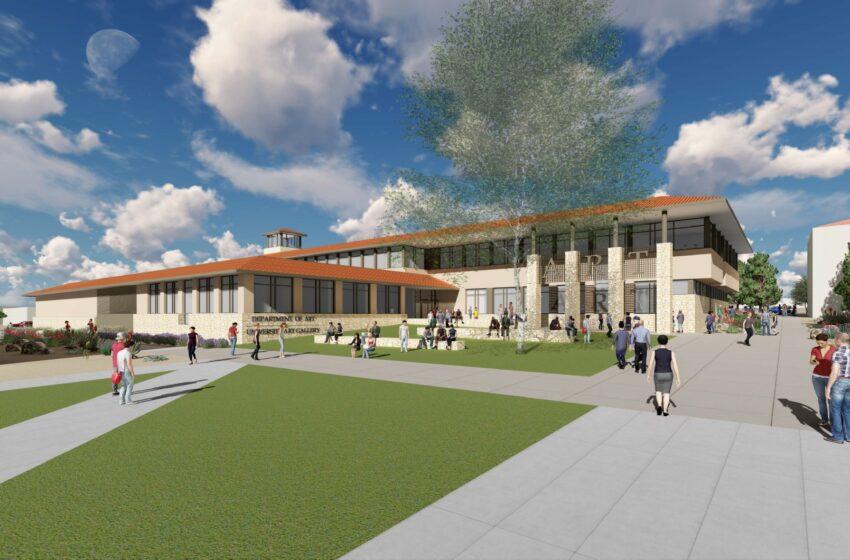 NMSU's Visual Arts Facility Renovation Underway, more Funds Needed