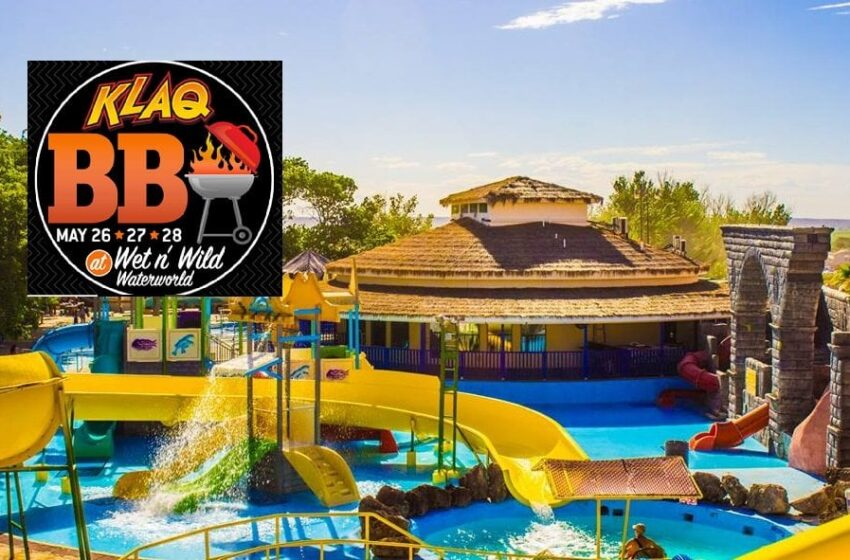 KLAQ Memorial Weekend BBQ Returns, Set to Take Over Wet-N-Wild Waterworld