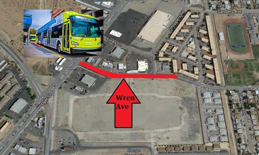 Reconstruction of Wren Avenue Begins Monday