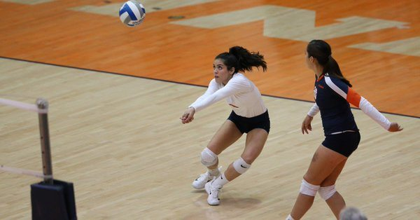 Freshmen Duo Power UTEP Offense, FIU Bests UTEP In Four Sets