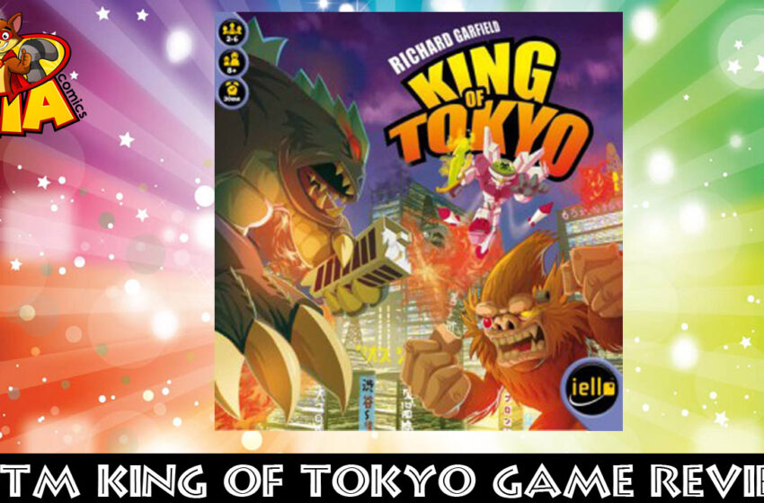TNTM King of Tokyo game review