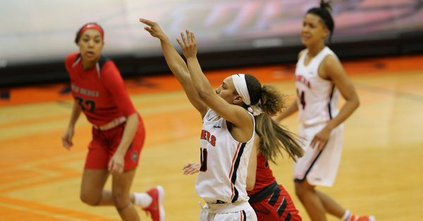 In Overtime, UTEP Shoots Past East Carolina 93-79