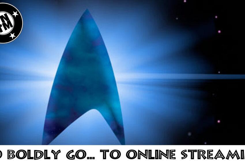 TNTM New Star Trek series on CBS VOD