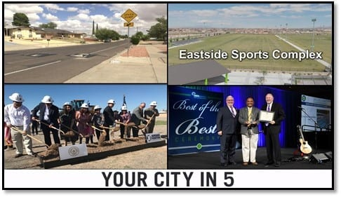 Video: Your City in 5 for Week Ending October 5