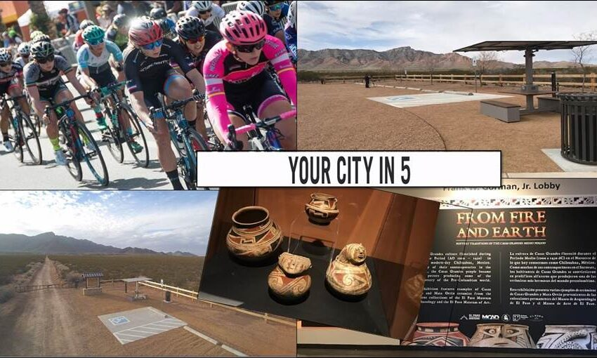 Video: Your City in 5 for Week ending March 2