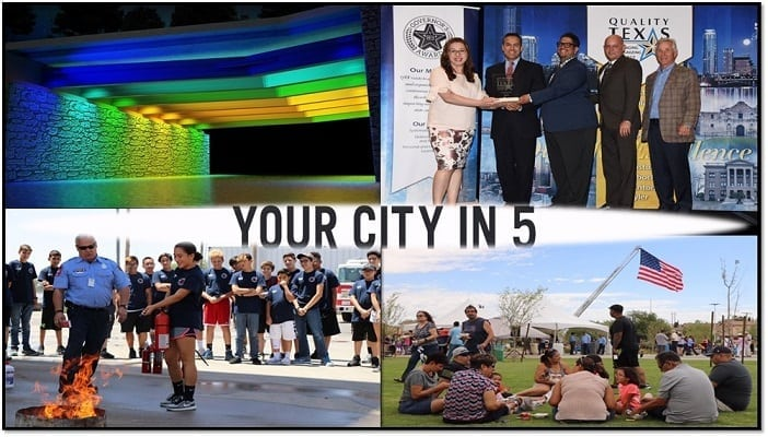 Video: Your City in 5 Week Ending July 6